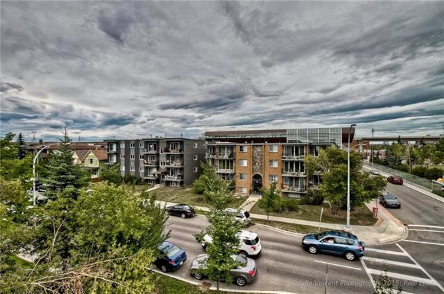 ***COMES FULLY FURNISHED***First time buyers, INVESTORS, professionals working downtown - this is an excellent chance to enter the real estate market. Why pay rent when you can OWN a great unit on the 3RD floor one block away from SUNALTA LRT STATION. Well managed building, here is the list of all the recent upgrades: ***ALL NEW WINDOWS AND PATIO DOORS***, NEW ENTRANCE DOOR, COMMON AREA WALLS WERE REPAINTED. Healthy Reserve FUND. Great location. Your private parking stall. Proximity to all of the action of the 17TH AVE, downtown, transportation and the parks. The seller would consider installing an in-suite laundry. BOOK A PRIVATE TOUR NOW!