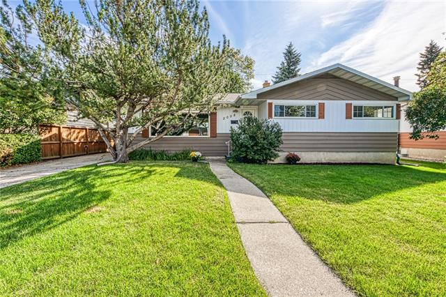 AMAZING LOCATION! AMAZING OPPORTUNITY! This Fully-Developed 1314 Sq.Ft. West-Facing Bungalow sits on a Huge 65 ft Lot & is Located in the Heart of the Desirable Inner-City Community of Glendale! Easy Access to Major Routes, Only Minutes to Downtown, Mount Royal University, Schools, Parkways & Only steps away to the C-train (45th Street Station), Close to Major Shopping Centres & Dining! Step inside this beautiful home & you will be greeted w/ rich Laminate Floors, Sunken Living Room w/ 9 ft Ceilings opens to the Formal Dining Room. The Kitchen Features Brand New S.S. Appliances (to Be installed) & Tons of Counter & Cabinet Space. Hardwood Floors in the Master, 2 Additional Good sized Bedrooms & a 4 pc Bath Completes the Main. The Lower Level features a Separate Entrance through the Back, Large Rec Room Area opens to another Spacious Games Room, Den, 3 pc Bath w/ Heat Lamp, Storage Rm w/ built-in shevles & Laundry Rm w/ Newer Washer & Dryer.