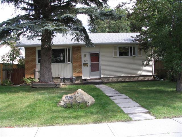 Solid two bedroom home with an over sized heated single detached garage (17' x 25') Plus fenced parking for RV . Developed down with rec room, two additional bedrooms and updated bath. New furnace and dishwasher. Large park across the back alley. Currently has tenants with a lease to March 2020 so perfect for investors.