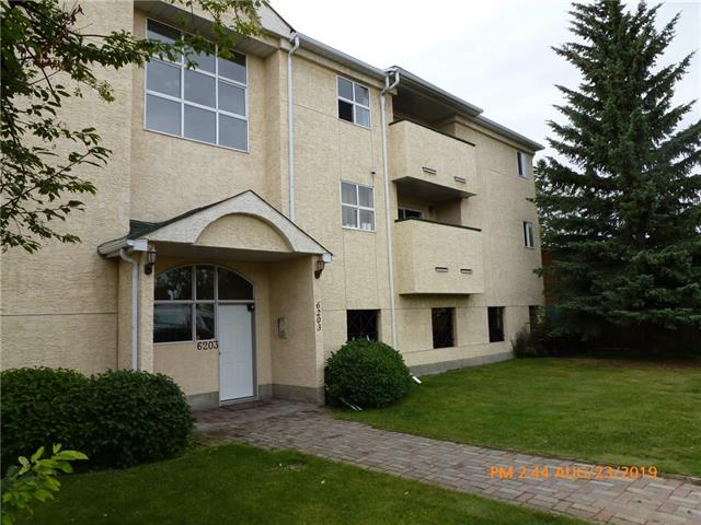 Open House Saturday September 14th 2:00 - 4:00...This condo offers an amazing location that is just steps to river pathways and the shops and restaurants of historical Bowness! This two bedroom, corner unit is located on the top floor of this quiet, well maintained building. This spacious unit features a versatile and open floor plan that flows seamlessly from the large living room into the dining area that connects nicely to the oversized kitchen. The unit was recently painted and had a new bathtub, toilet and bathroom fixtures installed. There is a in suite storage locker included and the unit is complete with in suite laundry. This well run building offers private covered and secured parking and is an excellent investment for years to come. This home is in the heart of a mature and established area, close to transportation, easy access to Market Mall, U of C, SAIT Foothills Hospital and provides great access when heading to the mountains on the weekends. Call today for your private viewing .