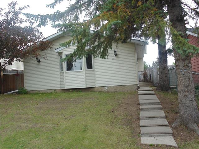 Seller very MOTIVATED!!!Excellent Location in RUNDLE. Walking distance to all levels of schools, library, parks, leisure center,Peter Loughheed Hospital, clinics, mall, grocery stores, bus,  C- train, and quick access to 16th AVE, Memorial, Barlow the list goes on and on. A very clean and renovated on all 3 levels, close to new Hardwood floor and ceramic tile. On the upper level, you will find 3 spacious bedrooms and a 4 piece bathroom. The living room and dining room are open and large, be sure to observe the hardwood flooring and the custom bay style window.