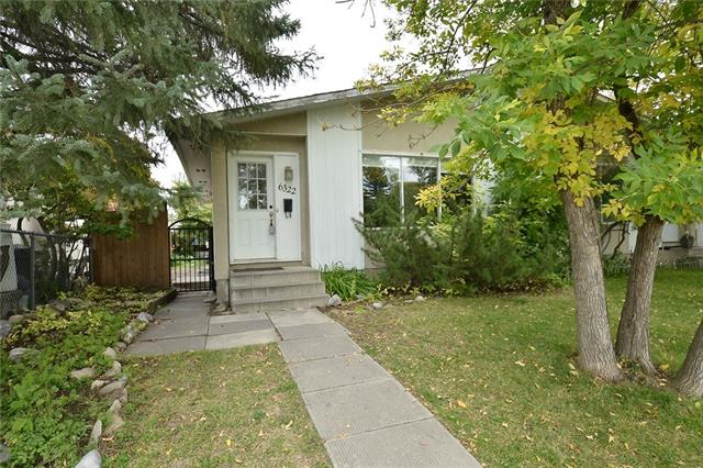 This could be a great starter home or perfect investment opportunity you?ve been looking for! Spacious & well-kept 1/2 duplex bungalow located in beautiful Lakeview. Close to 2,000 sqft of developed living space. 3 bedrooms up & fully developed illegal basement suite (2015) w/ 2 large bedrooms, full kitchen, 4-pc bath, storage, & separate entrance ? ideal to live up/rent down or as long-term holding property. Home features refinished original hardwood on the bright main floor & high quality laminate downstairs. Numerous recent updates: roof, high efficiency furnace, instant hot water (tankless), basement windows, laundry set (2014-2015), beautiful updated kitchen w/ tile backsplash & granite countertops, upgraded dual vanity bathroom and more. Private fenced backyard w/ oversized single garage & gravel parking pad. Amazing location w/ mountain views & walking distance to North Glenmore Park & Weaselhead. Close to great schools, shopping, transit, MRU, and short drive downtown. Don?t miss out on this one!