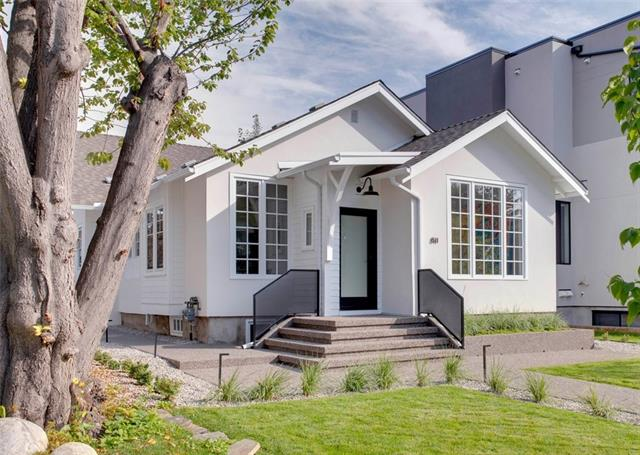 Originally built in 1928 and located on one of the best inner city streets, this sophisticated and artistic turn key Rideau Park remodel retains all of its original character details with a fully realized modern update. Completely transformed from inside to out, every aspect of the home has been thoughtfully curated with specific attention to detail, style and function creating a unique and elevated experience. This show piece offers a seamless floor plan with over 2500 sqft of living and entertaining areas, 3 spacious bedrooms, 3.5 baths and boasts a top floor master retreat with sun filled spa like bathroom. The immaculate site finished hardwood floors, modern lighting, leathered granite, imported tile, radiant heat, central A/C and new exterior stucco are just a few of the many upgraded features found throughout. Include the walking distance and access to the downtown core, river paths, Stanley Park, Glencoe Club and the vibrant Mission district, this one of a kind home must be seen to be appreciated.