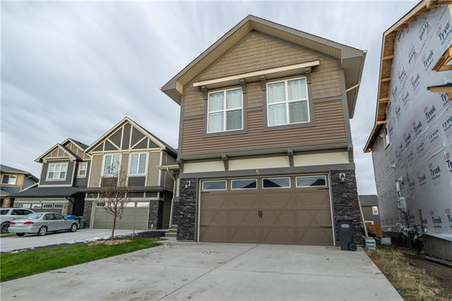 Welcome to Mist Mountain Bay in Mountainview! Recently built Excel Home, 2098sqft Two Storey on a quiet cul-de-sac with a large backyard awaiting your special touch, 3 bedrooms and upstairs laundry room!! Greeted with warm laminate floors throughout, inviting entry way, 9? ceilings and tons of natural light beaming through this Home. Kitchen offers quartz countertops, stainless steel appliances, extended cabinetry and huge center island?