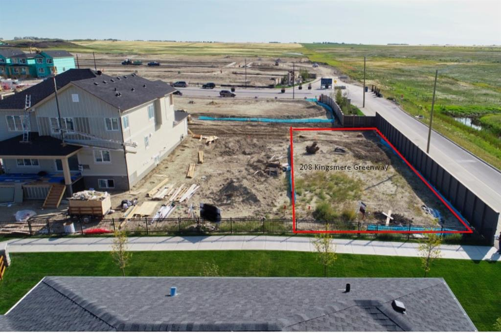 """BRING YOUR OWN BUILDER... Here's your chance to build your dream home on a large 48'6"""" x 110' lot allowing up to a 3 car garage, bungalow or 2-storey style home on a lot bigger than most. Architectural Controls apply so please contact your real estate agent for more information."""