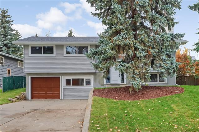 Boasting professional reno?s from top to bottom this like-new bi-level home in University Heights is a must see! Situated on a 664 SqM lot w/ a fenced West backyard, this home has been extensively updated inside & out including all new plumbing, heating & electrical, new windows, siding, interior/exterior doors & newer roof w/ transferrable warranty. Add?l upgrades include all new flooring, paint, casings/trim & a designer lighting pkg. this home offers over 2,250 sf of total living space including 5 beds (3 up/2 down), 3 FULL baths & a developed bsmt. Complete w/ a single attached garage & driveway out front, PLUS an oversized double detached garage, there are plenty of options for parking & storing larger toys. Located close to parks/schools, U of C, transit/LRT & Foothills/Childrens Hospital & amenities, University Heights is a short drive to DT making this a choice location for the executive buyer. Add?l upgrades are too numerous to list - See Realtor?s website for full details
