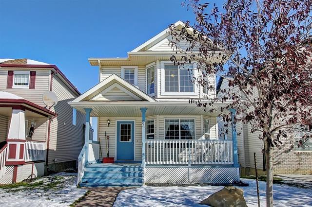 Well maintained house with FULLY FINISHED WALKOUT BASEMENT across from park, in one of the most desirable community of Calgary looking new growing family to occupy this unit. FRESHLY NEW PAINT, NEW HOT WATER TANK (2017) &WASHER & DRYER(2015). Main floor opens with a spacious FOYER, Large living room with CORNER FIREPLACE, � bathrooms, and gorgeous kitchen+ Dining room with ALL NEW LG STAINLESS STEEL APPLIANCES (2015). Upper level has Master bedroom with ensuite bath & walk in closet, two additional good size bedrooms with 4PC main bathroom. Professionally finished WALKOUT BASEMENT + wet bar, family room and excellent recreation w 3 zone theater lighting. 3PC bathroom, storage, Laundry. BIG Yard and Storage Shed. Close to all amenities like school, park, Public transport, church, shopping center all around.