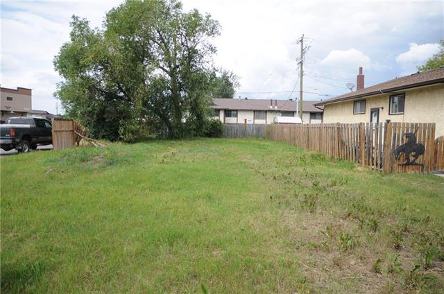 Belt line High River, excellent location for this 50x118lot. Fantastic opportunity to build or simply hang on to this piece of land.  Currently zoned R3 with possibility for a 4 plex or a low rise 6 suite apartment building. Build for your Home based business?  Town of High River is open and welcomes your proposals. Services at lot line.