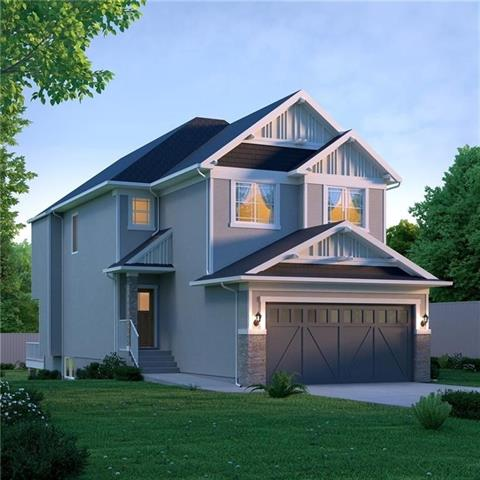 Here is the opportunity to built your brand new dream Home in the most desired and conveniently located community of SAVANNA in SADDLERIDGE NE with Master Builder Prominent Homes. This PAVANA model is Offering from 2000 SQF above grade which could be customized upto 2500 sqf. You will enjoy the Quality and Luxury throughout in your future dream home from the Hardwood floors to the designer light fixtures & 9? Ceilings and lots of upgrades which are offered as standard. This home offers a Beautiful floor-plan with OPEN TO BELOW & a double attached garage, 3 to 5 good size bedrooms along with 3 FULL Bathrooms Offering a beautiful kitchen with island eating bar, Good Size family room with FIREPLACE. The Eating nook leads you to your deck. Good sized den/bedroom on main. Upstairs contains a HUGE Bonus room or 4th bedroom with 2 SKYLIGHTS & GRAND Master bedroom with huge en-suite & walk in closet. The basement with a SIDE ENTRANCE is awaiting your ideas. House could be customized as per your needs and desires