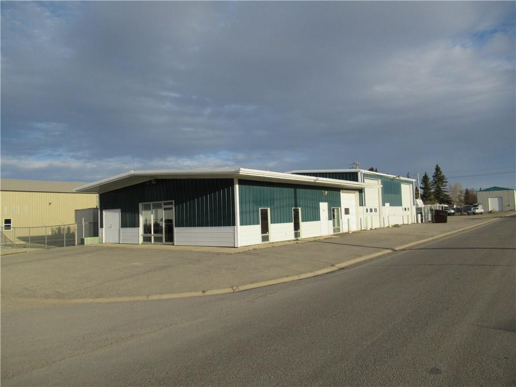 Located on a busy road(main street bypass road) with good exposure. The building has three distinct areas including a 1873 sq/ft shop/warehouse with two oversized doors, a 916 sq/ft storage/garage area with large garage door and small office area, and 956 sq/ft office/retail area with individual office space and large open area. The building also has two separate bathroom areas. Lease $4099.00 plus utilities. Owner would lease or sell (c4275041)