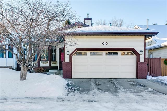 **OPEN HOUSE Sunday Feb 23 2-4pm** Welcome to Riverside Circle! With over 2100+ sqft of living space this home features upgrades throughout, a walk out basement and sunny south backyard! The main floor boasts vaulted ceilings in the living room and dining room plus a newer kitchen with dark espresso cabinets, granite counter tops, large island with seating and stainless steel appliances. Upstairs you will find the oversized master bedroom with 4 piece ensuite, 2 additional bedrooms and the main bathroom. The lower level walkout has a family room with wood burning fireplace, games/office area, a 4th bedroom, 3 piece bathroom and laundry. The basement is undeveloped and offers plenty of storage space and the possibility for future development. The private well treed backyard has a large patio area and is fully fenced and landscaped. Located on a quiet street and just steps to the River and pathways, this home is in a great location and a ?must see.?