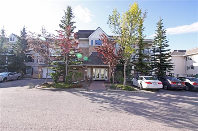 Located on the top floor and in a great and desirable complex in Arbour Lake, this two bedroom condo offers a quiet and safe environment. This condo is in move-in condition. Featuring 2 generous sized bedrooms, open living and dining area and an assigned underground parking stall. The building also offers a fitness center for residents' use. New roof shingles installed a few years ago. Close to all amenities. Walking distance to schools and only minutes away from the Crowfoot Centre with shopping, restaurants, banks, YMCA, Public Library, LRT station and more. Public transportation is accessible right outside of the complex and access to all Lake Amenities. Condo fees include all utilities etc, with the exception of Electricity. Priced to SELL!