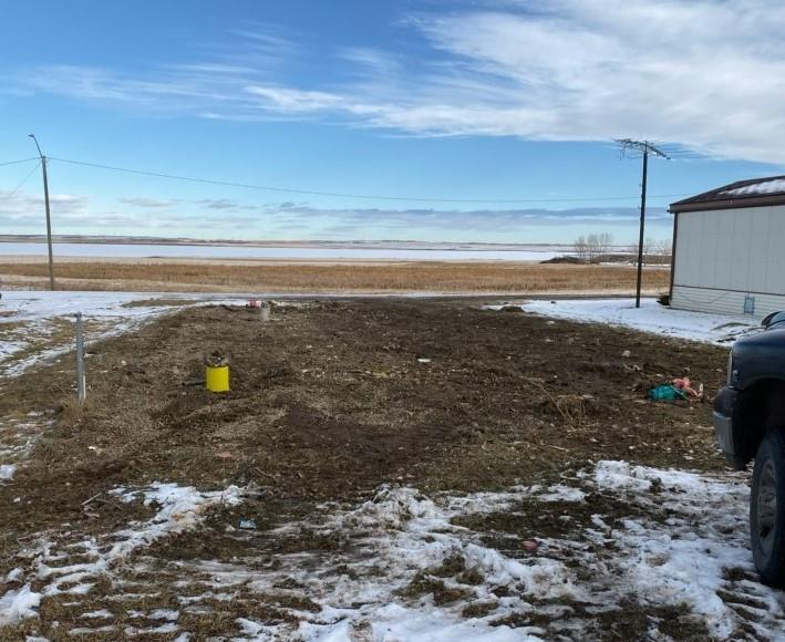 Fully serviced lot located on a quiet little street in Hussar.  Can accommodate a single wide mobile home.  Services are completed from property line to building.  All you need to do is move in your mobile home and you are set!  Unobstructed view of the prairies and the lake.  Close to playground area and campground.  Hussar is a great community and offers many amenities.