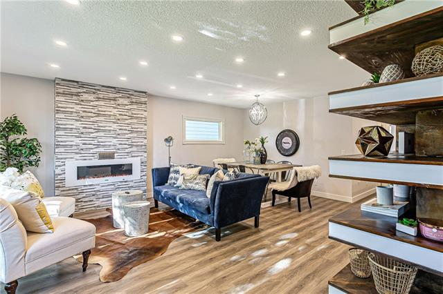 Priced to Sell. Fully renovated stunning beautiful bungalow in desirable Willow Park community with almost 2100sf developed area. It is in a perfect quiet location a few steps away from South Centre Mall, Willow Park School, & close to all amenities like Super Store, Coffee shops, local shopping, etc. Its unique open concept design makes this a perfect place for your family. This is a 4-bedroom bungalow with 2 bedrooms in the main level & 3 full bathrooms. It has a big heated double detached garage plus a big driveway for RV storage or parking for at least 2 more cars in total, you have 4 parking spots. The 2-bd basement is almost (illegal) suite, a perfect place for Airbnb to make revenue. Almost everything in this house has been professionally renovated with permits, it's a long list but some Renos are BRAND NEW kitchen & appliances, plumbing, wiring, roof, windows (egress windows in the basement), High-efficiency furnace, 50 Gallon water tank, landscaping & lot more.