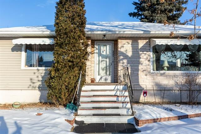 **** Please visit our open house February 09, 2020, 1:00 pm - 3:00 pm**** Terrific Banff Trail bungalow with RC-2 zoning (50 x 120 foot lot) on terrific street with R-2 zoning!! Great home in amazing location. Close to schools, University, SAIT, C - Train, McMahon Stadium, Higher Ground Coffee, Foothills Hospital,� shopping. Easy access when headed to mountains and downtown. Well kept home with original hardwood, detached single garage and carport. Terrific location for holding property with potential for future development.�The PERFECT situation for a buyer who's looking for an income stream. Ask me how to find great tenants at maximum value for your investment.