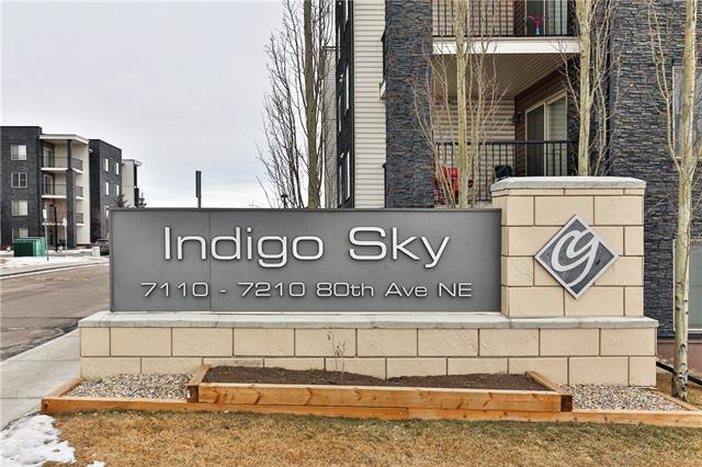 **MOTIVATED SELLER**PLS Bring All Fair Offers**Great Price with Very Low Mortgage Rates**STOP RENTING OR Great Buy For an Investment**CONVENIENTLY LOCATED LARGEST TOP FLOOR CORNER UNIT W/ 972 SqFt LIVING SPACE (Builder Size: 1025 SqFt) + Bright/Modern OPEN CONCEPT FLOOR PLAN W/ DEN + 2 LARGE BEDROOMS Including MASTER W/ ENSUITE + 2 FULL WASHROOMS + U/G Convenient (Next to Elevator) TITLED PARKING + TONS OF UPGRADES & WINDOWS + PRIME LOCATION + FEW STEPS FROM TRANSIT & COMMERCIAL + LOW CONDO FEES Includes Water/Heat/Drainage/Garbage & More + Most Important INCREDIBLE Price. The unit has plenty of upgrades including Espresso cabinetry, Granite counter tops, Extended Kitchen, SS appliances, & Breakfast eating bar, Corner Balcony. Walking Steps/Close to Transit, Schools, Shopping, YMCA, Genesis, parks & playgrounds, 10 mins to the Airport & 20 mins to downtown. Currently Occupied by A Family with Small Kids, so Please excuse the mess but the Unit will be empty & cleaned prior to possession. Call Now..