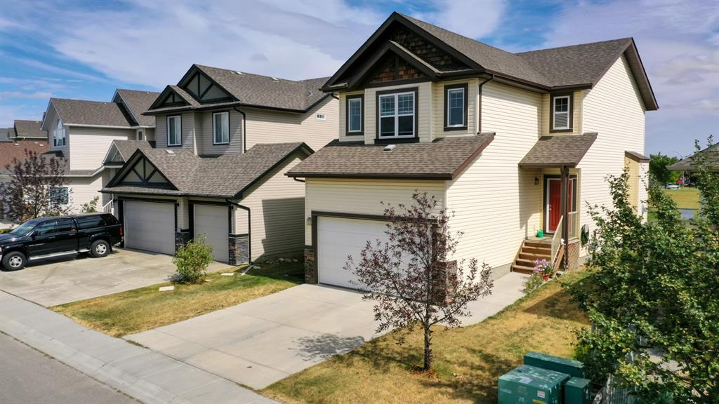 """I remember, 10 years ago, when my kids were young and we were looking for a new home in High River. We weren't even sure what our criteria were other than 3 bedrooms and within our budget! We found the perfect home on High Country Rise, just two doors down from this home (in fact this was our 2nd choice!) The reason we chose to move here continues to be the reason I've stayed. The neighbours are spectacular! No really, we all get along and watch out for each other and each other's kids. There's a great mix of young families, families like mine whose kids are getting older and empty nesters. This is truly the ideal neighbourhood for anyone and this house would be perfectly comfortable for any type of family as well. If you think the neighbourhood is great, check out this LOCATION!! Backing onto a playground and close to the spray park! Come on in and see what a perfect home this is for your family. A great size, super functional and it offers all the """"must-haves"""" on your list. Add it to your list!"""