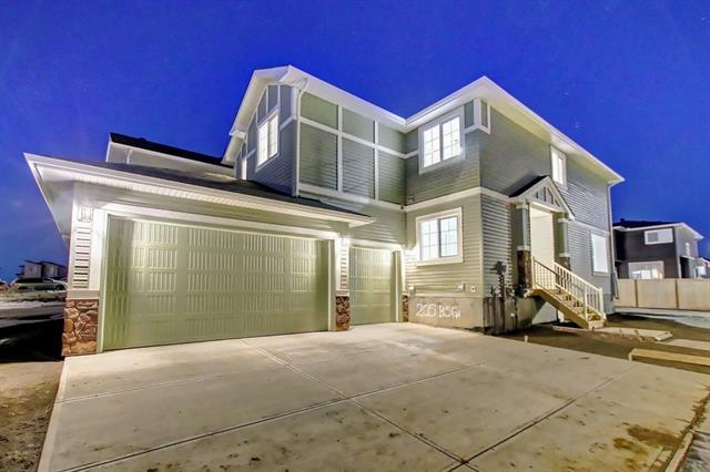 New Build with 2400 sqft of living space, Welcome to Baysprings, located in the sought after community of Bayview. This beautiful two storey  home features a triple car garage, 9 ft ceilings, front as well as side entry for easy access, and a back deck complete with a gas bbq hookup. A corner lot has opportunity for added parking,  easy access to main roads makes your morning commute easy, just a  short drive to schools as well as all amenities adds to the desirability of the location. All appliances are new and already installed including a jetted tub in the En-suite, the large bonus room offers space for family or friends, the fireplace will add warmth and comfort during our cold Alberta winters. the flooring is both laminate and carpet for easy care and tile quartz in the wet areas.  Don't miss out on this amazing opportunity.