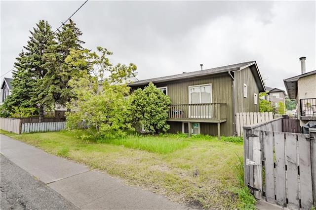 Incredible opportunity for builders and investors to secure this remarkable 50 ft x 120 ft M-C1 (Multi-Residential-Contextual Low Profile) ZONED LOT in the highly desirable inner city community of Montgomery. The property also makes for a great holding property. The lot features the original home with 3 ample sized bedrooms, a 4-piece bathroom, kitchen with a comfortable dining area, and a vast living room on the upper level. The lower level has its own SEPARATE ENTRANCE leading to the well-crafted illegal suite. On this level, there are 2 more bedrooms, a second kitchen and dining area, and another generous living room. This home is located a mere minutes from a wide selection of nearby shopping, schools, and public transportation. Features an immense DOUBLE DETACHED GARAGE WITH BACK LANE ACCESS! Don't miss the opportunity that this investment will provide in a rapidly changing and developing area!