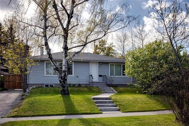 *FULLY RENOVATED BUNGALOW, WITH GREAT LANDSCAPING AND M-C1 ZONING  FOR SALE!!* WHAT WE LOVE ABOUT IT: Glendale is one of our fave neighbourhoods. The proximity to downtown is great, and it?s 5 minutes to the West LRT on foot. All amenities are walking distance and cover everything you would ever need whether it's dining, groceries recreation or services. Fully renovated in 2014, including the basement suite (illegal). Windows, doors, furnace, hot water tank, roof, electrical, plumbing, you name it, it was done. It has amazing landscaping, a new sewer line, There is an oversized double garage with extra storage and a bonus is the zoning change in 2019 to M-C1, which is excellent for future development. HIGHLIGHTS: The location, Fully Renovated, Walking distance to the LRT, M-C1 Zoned, BSMT. Suite (illegal), West Back Yard,Oversized Double Garage.   Video Virtual Tour, summer photos of the awesome backyard, and more details can be found in the extra supplements below. or click the extra supplements below