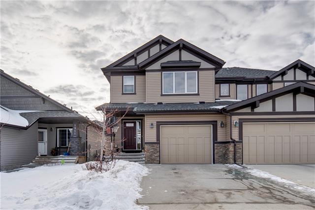 Very nice upgraded attached home in the newer area of BAYSIDE.  Open concept with beautiful layout features gorgeous hardwood floors, kitchen cabinetry reaches up to the 9 ft ceilings, granite counter tops and walk through pantry.  Upper floor has three bedrooms with the Master suite features a huge walk-in shower.  South facing backyard and located on a quiet street, perfect family home that is priced to sell.  Over-sized single attached garage. Call to book your showing!