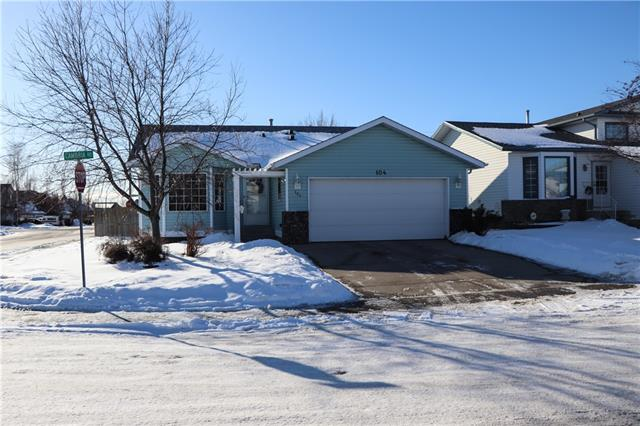 This home has been immaculately cared for!! Fully finished bungalow with 3 bedrooms and 3 bathrooms. The main floor features a nice size entryway with closet and a door to your double detached garage. The main floor living room features vaulted ceilings and large bright windows. The kitchen has loads of dark cupboards, island, 2 pantries and a door to your wonderful newer deck leading you to a large treed yard.  There is also 2 good size junior rooms, a 4 piece main bath, and a master to fit king furniture and a 3 piece ensuite. The lower level is fully finished with a wonderful family room, games area.  The west end of the basement could easily be a 4th bedroom with putting up one wall. There is also a storage area and a 3 piece bath completing it. This home has had many updates including new shingles fall 2018, new Trex deck, stamped concrete patio 2011, washer/dryer 2014, smoke/co2 detectors Dec 2019, Led lighting, low flush toilets 2019.