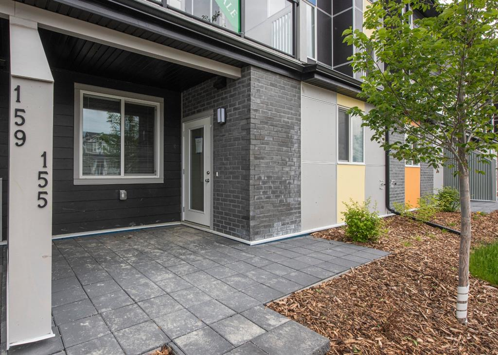 "Welcome to the BRAND NEW JAYMAN ""GRANITE"" A stunning new approach to Town Home living presenting OUTSTANDING VALUE boasting TOP NOTCH FEATURES for any lifestyle! Granite features a 20,000 sqft. green space, complete with playground, BBQ area, pergola & ample green space for families to enjoy. Welcome Home to discover this beautiful MAIN FLOOR BUNGALOW boasting an OPEN FLOOR PLAN maximizing every inch offering luxury QUARTZ Countertops through out, stunning Flat Slab Style cabinets & sleek stainless steel appliances. Enjoy the soaring ceilings, Bright Space, Spacious Bedroom, In suite Laundry & the lovely generous Patio creating an additional out door living space. Granite's location has quick access to Stoney Trail,Metis Trail & Deerfoot Trail. Located close to the Calgary International Airport,Costco & CrossIron Mills Mall & future plans to expand the LRT to Redstone.Living in Redstone provides quick access to the Saddleridge YMCA,Don Hartman Arena,as well as the Calgary Public Library. Discover & Enjoy!"