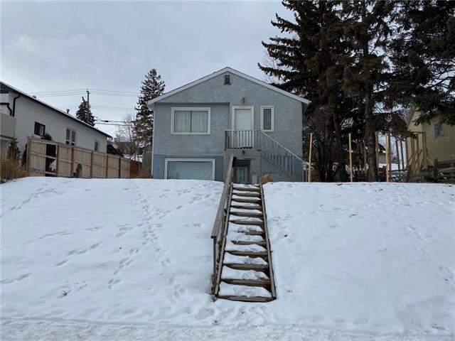BUILDER/INVESTOR ALERT - Fantastic location on 50X120 ft lot in Highland Park, steps always from the future LRT station, zoned M-CG. Located on a quiet street with gorgeous new homes surrounding. House is totally livable. It has two self contained two bedroom on main level and lower level. Just minutes to downtown, quick exit to all amenities. Rezoning process has been done and DP is in process, come and build a 4plex town home  or add it into your rental portfolio. Call your favorite realtor to view it before it's gonna.