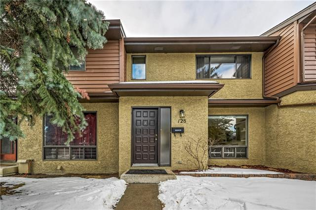Are you looking for an amazing townhome that shows pride of ownership in a well managed condominium complex? This townhome could be yours! It has many upgrades since purchased making it a perfect move-in ready home. Upstairs has 2 good sized rooms and a huge master bedroom. Durable vinyl plank flooring throughout upstairs was installed in 2018. Main bathroom was redone in 2018 with stunning labradorite counter top. Large living room and dining area with a bright kitchen with plenty of counter space. Down stairs is a great cozy space for a play room or family room.  A brand new furnace and hot water tank installed in 2018. Patio door & kitchen window redone in 2018 and an amazing composite deck done in 2019 and many more updates to this stellar home. Above all this home is situated in one of Calgary?s most sought after communities Palliser. It is a short walk from Glenmore reservoir, Southland leisure center, Transit BRT, great schools, shopping, playgrounds and much more.