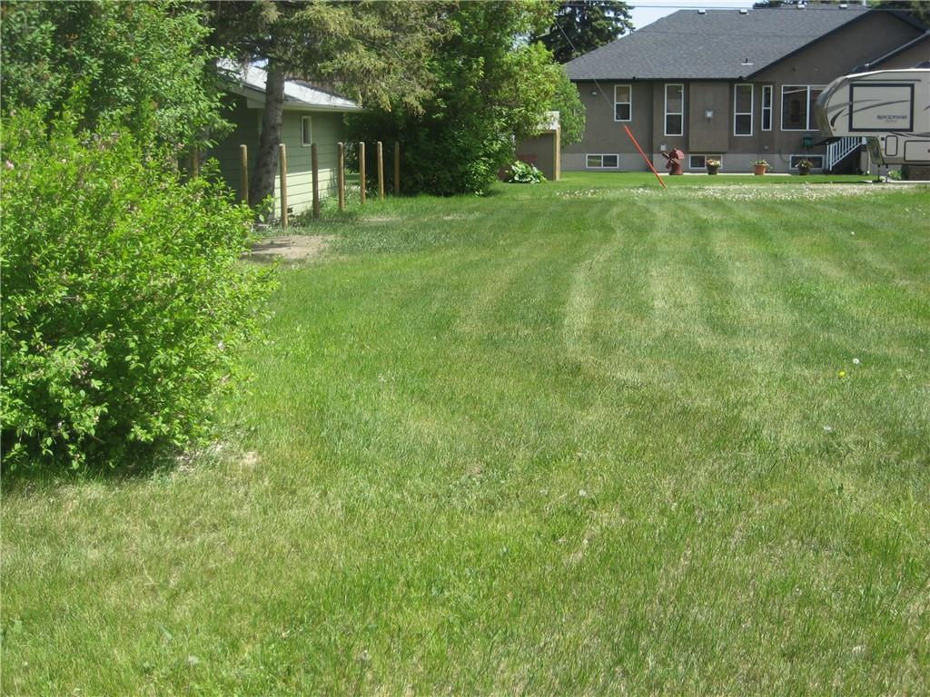 Prime South West building site close to the School, Parks, Playgrounds and Happy Trails. This 50' X 122' lot offers a variety of options to build your dream home in one of High Rivers most desirable locations. Beautiful tree lined street with alley access. Not many lots left. Welcome home to High River.