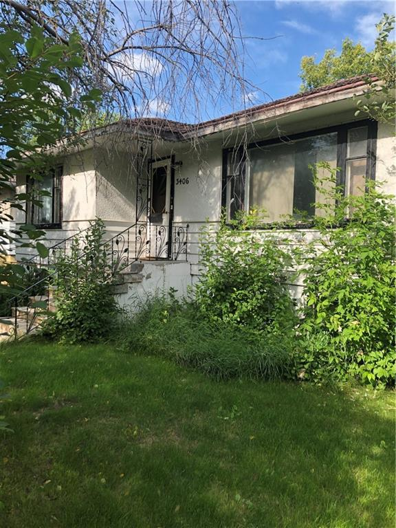 Great location.  R-C2 50 x 125 lot. Close to parks, transit and many amenities.  Very Solid raised bungalow with illegal basement suite.  With just a little bit of repair, this house is easily rentable for years to come with future redevelopment opportunity.