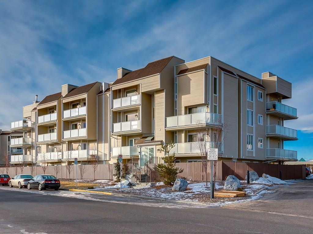 REDUCED $10,000! PET FRIENDLY building in a super convenient location! Close to the U of C, the Children's hospital, and Market Mall. This TWO BEDROOM, TWO BATHROOM, NO CARPET condo has TWO SEPARATE BALCONIES and a lovely view. Only a short distance to the Brentwood C-TRAIN STATION.  Also nearby is the Bow River, Nosehill Park and an off leash dog area. This building has had many upgrades which include siding, new roof, new windows, landscaping and updated hallways. Check out this wonderful opportunity to live in one of Calgary's highly desired neighborhoods.