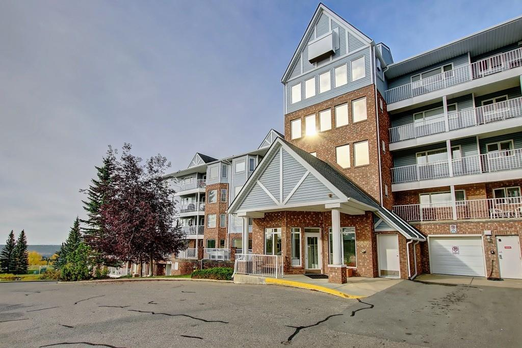 A great 2 bedroom, 1 bathroom unit in the desirable 50+ Dreamview Village adult living complex. The East facing unit gets the morning sun through large windows and on the balcony. With full height uppers, the kitchen has decent counter space, built-in spice rack, microwave cubby and opens to the dining/living room using a pass through window. Featuring a walk-in closet, the Master bedroom is across the hall from the spacious bathroom with tub/shower combo and good-sized vanity. Ideal for an office, den or reading room, the second bedroom is bright and located near the laundry room. The unit is mere steps away from the elevator and wide/bright stairways. This secure complex offers a number of amenities including a car wash, wood shop, guest suite and club house - which hosts billiards, shuffle board, sitting area with fireplace, tables for card games and puzzles, library, event space with full kitchen, and patio overlooking the water fountain and pathway.