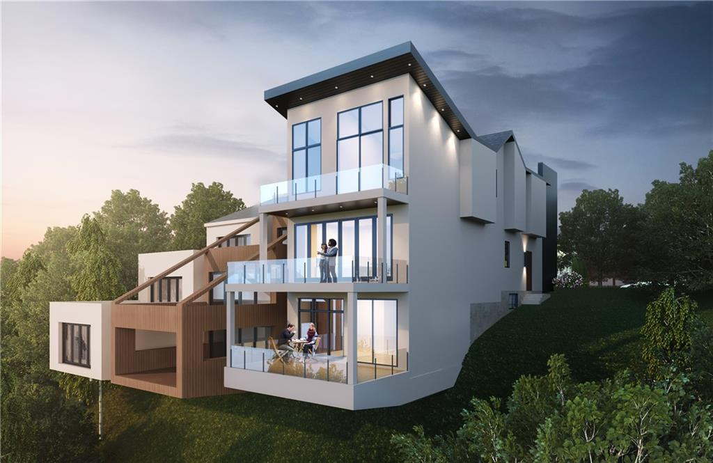 *ATTN: BUILDERS, DEVELOPERS OR ANYONE LOOKING TO BUILD A CUSTOM HOME* This premium 30-FT, R-C1 zoned lot on top of Scotsman?s Hill has one of the best views in the city & offers the apex of luxury for those looking to build a custom inner-city home. Poised on the prestigious ridge overlooking Stampede park w/ SPANNING Downtown/river/mountain views, this sale would include ALL PLANS & PERMITS & the seller will demolish the existing structure to prepare the land for redevelopment. DP is in the process of being approved & plans call for an architecturally stunning home w/ a commanding street presence & 3 rear balconies to capture the impressive views of Calgary?s downtown skyline. Located steps to the famous Scotman?s Hill & the off-leash dog park, this location on the ridge is home to only 4 other homes. Bring your own builder or build w/ C2 Development Group. Land here is hard to come by & this is a RARE opportunity in Ramsay. See website for proposed floorplans & full details on this amazing opportunity!