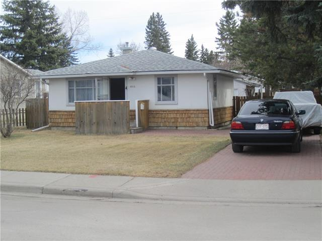 Pride of Ownership! Squeaky clean and well maintained 2 bedroom bungalow with over-sized 23 x 26ft heated garage, paved off-street parking pad and all on a huge, mature-treed 50x122 R-C2 South rear private lot. Great location on the quiet side of 34th Avenue and within walking distance to Main Street Bowness, the new Sunnyside retail / shopping district, Shouldice Park & the Bow River pathways.. Don't sleep on this one, this is a great property to live on, to immediately build on, or you can finance it and hold it as a nice R-C2 investment property in the rapidly evolving area of Bowness! Offers to be subject to Probate being approved: Mid efficient furnace and serviced over the years. Eavestrouph & shingles on house and garage were replaced in 2011. Title has 1913 Restrictive Covenant on it.