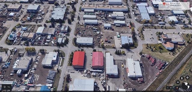 50'x128' INDUSTRIAL LOT(I-G) in the heart of the Golden Triangle. Must be purchase together with the one next door - 3335 46 Ave SE(the total frontage would be 100') Opportunities are ENDLESS here! Build your own building and be your OWN landlord without paying anyone condo fees...or rent it out to someone for a nice profit...or just hold the lot for your future development(you can still rent the lot out to someone as a storage,ect). This is the most affordable lot in the area. Prime real estate!!!