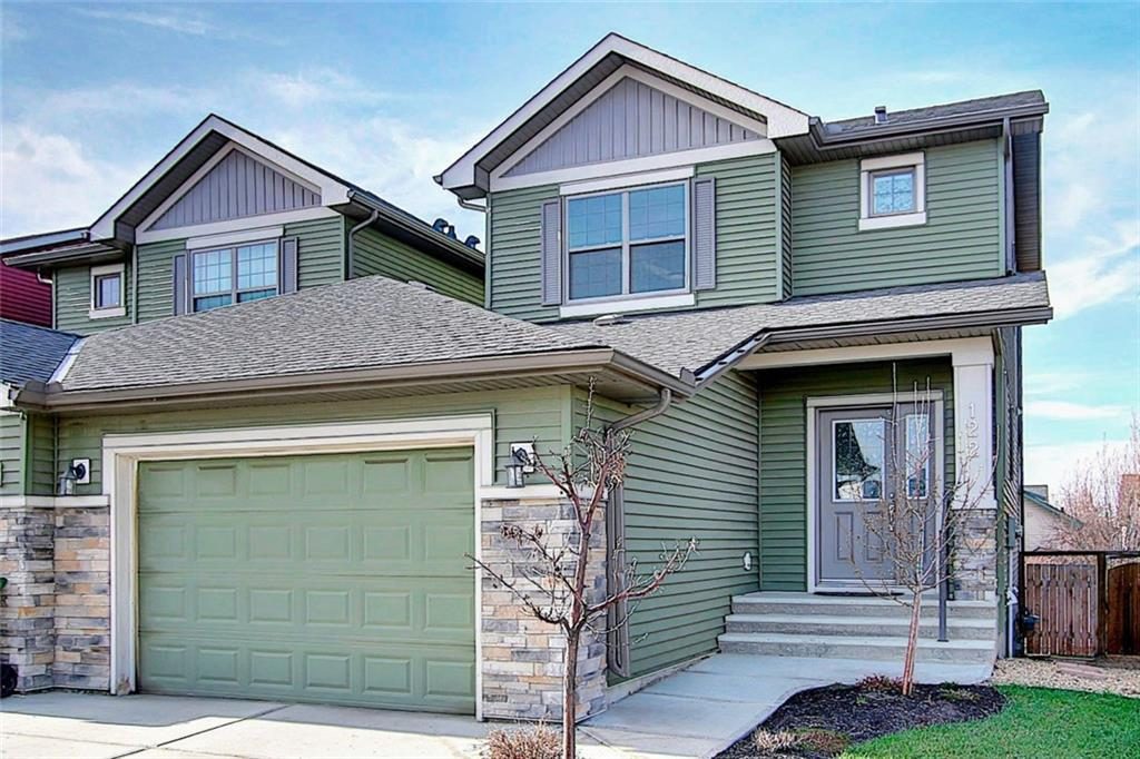 First time buyer/investor alert! Not very often property like this hit the market. Welcome to this stunning near-new almost-Detached home (only the front attached garage wall is shared). Pride of ownership is visible in every corner. Bright modern finishes, manicured and quiet fully-fenced yard, and just a short walk to Elementary and Middle Schools! You'll love the stylish hardwood floors, granite counters, full-height cabinets, 9' ceilings. Featuring 3 bedrooms and 2 full bathrooms and laundry on the upper level with the master bedroom having a large walk in closet. The main level blessed with a spacious living room with a gas fireplace, functional kitchen with a pantry, dining room and a half bathroom. Basement is unfinished for your creative ideas, but bright and open, with rough-in for future development. This location is amazing and cant be any better! just steps to everything you need. Please go ahead and book viewing appointment with your favorite realtor before its gone. You wont be disappointed.