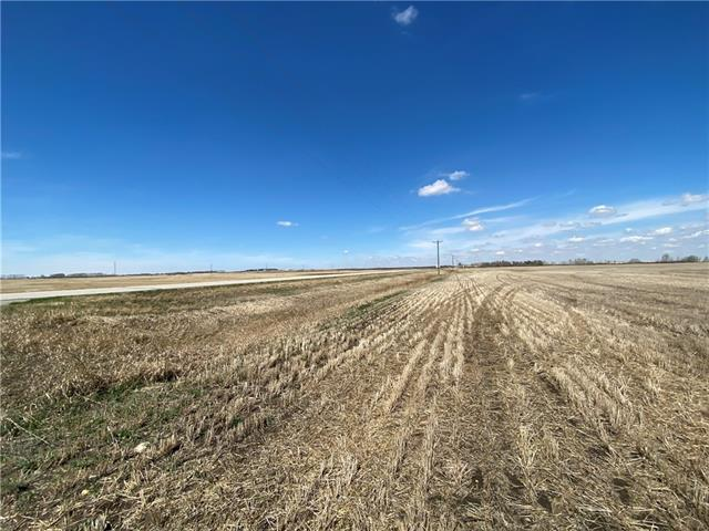 These lands are zoned Industrial General District and allow for diverse uses.Agricultural, Warehouse/Commercial, Light Industrial, Storage Yard etc., see Land Use Bylaw link for more information. Currently sits as cultivated land. These lands are located just 30 minutes east of Calgary.