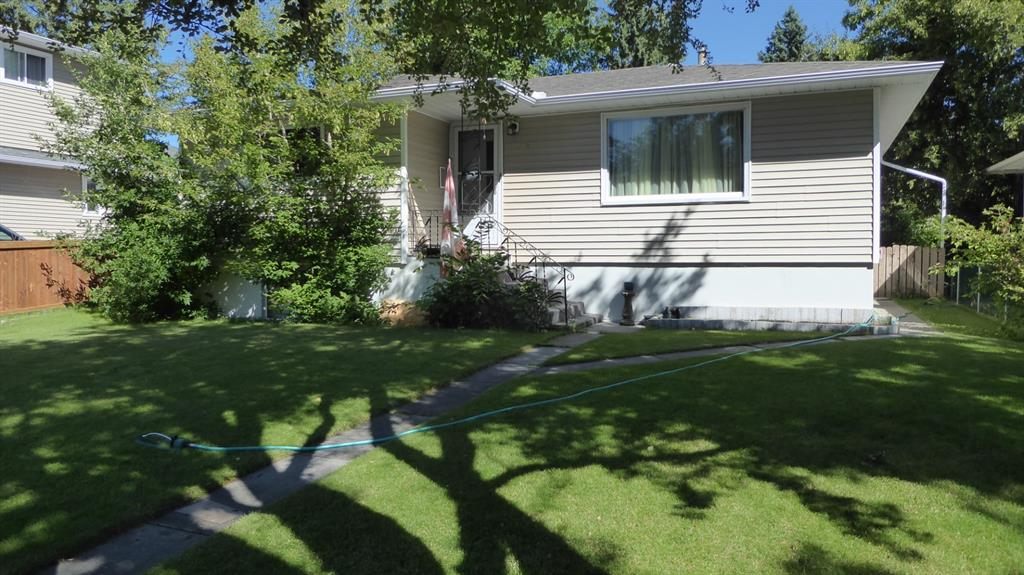 Prime Location!5 min walk to University of Calgary,Two blocks to LRT ,Close to Foothills Hospital, SAIT   Excellent Revenue Property in good condition. Rents were $2450 per month , Sellers pays utilities .Lower Illegal suite is now vacant. 50 ft X 120 FT RC2 NEW FURNACE INSTALLED JUNE 1,2020 .Separate Heat Controls with auxillary Heating for lower level.Roof Shingles and Siding Replaced in 2010, Kitchen Windows replaced last year in upper and lower Illegal  suite . New Fence on West side of property last Summer. Best Value in area , priced to sell . New Infills being built across the Street now.