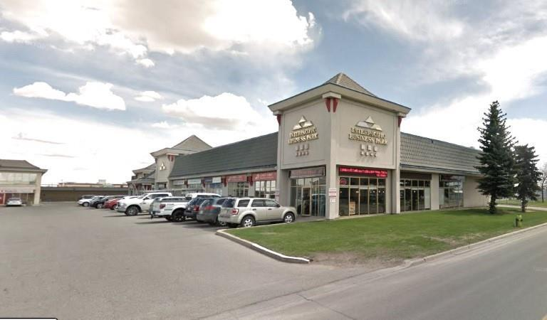 Located in the InterPacific Business Park just off (south) of 32nd Avenue.  Quick access to anywhere in the city.  Hotels, gas stations, shopping, and restaurants only a short walk away.  Great Opportunity to own your own office, or set up a Place of Worship or Community (C-COR3 zoning).  Lots of Customer parking.  Three titles.  Seller will consider demising.  Please call with any questions or to arrange a personal tour.