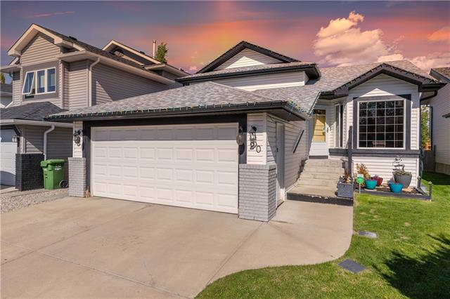 Great location and incredible value with this very nicely updated Woodside Home! over 2300 sqft of developed living space! Nestled into one of Airdries original estate communities, this home is on a very quiet street with easy access in and out of the community. Great golfing only minutes away, easy access in and out of Airdrie vie Deerfoot and close to grocery stores and restaurants, this is the perfect home to raise a family. Fresh paint on the walls, very nicely updated kitchen cabinets and granite countertops. Large, bright windows for lots of natural light. The split level allows for lots of privacy on each floor but the vaulted ceilings gives a very open and warm feel to the home. The home also has a recently replaced furnace and hot water tank so no need to stress about older appliances breaking down. This is one of the most affordable homes in woodside and it is in pristine condition! Definitely a must-see on any buying tour. Book your showing today!
