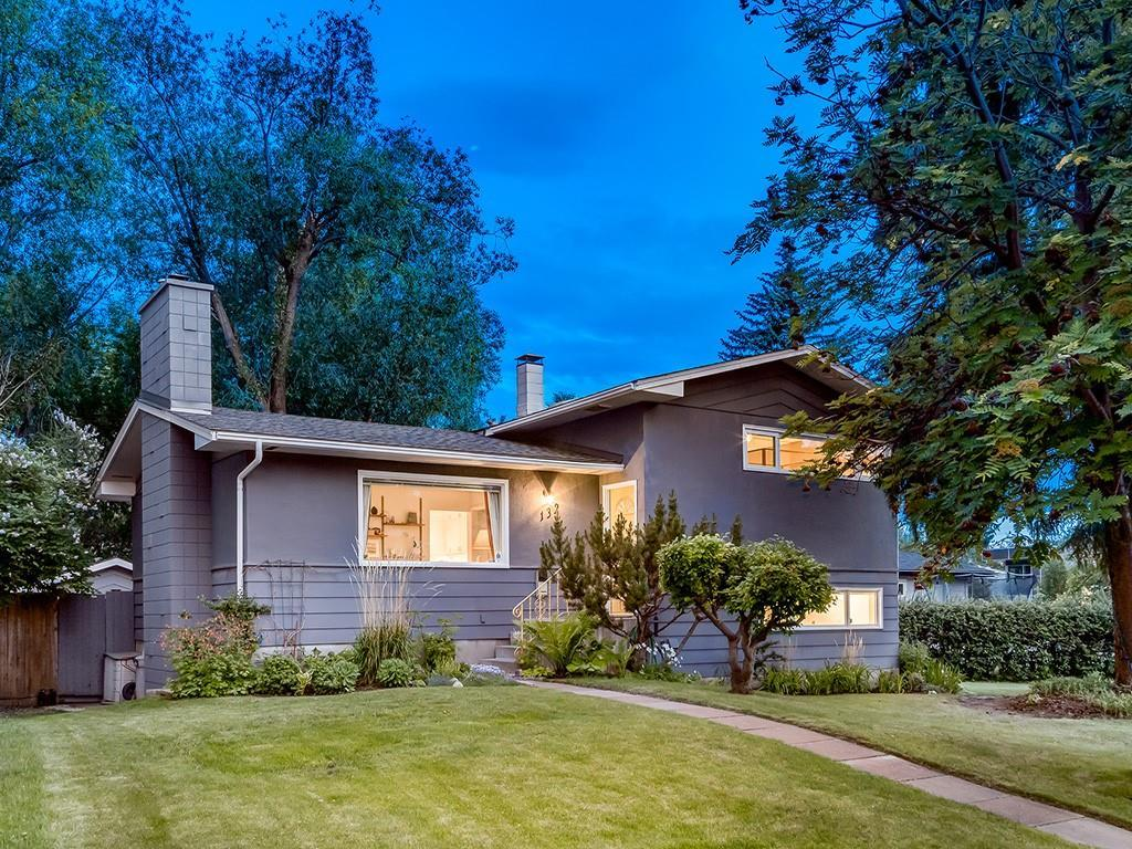 CHARMING 4 level split w/LOADS of UPDATES + PERSONALITY - you will be ENCHANTED! Over 2007 sq ft of DEV'd Living space, great CURB Appeal w/GORGEOUS Landscaping + TREES, WELCOMING Foyer, TASTEFUL ceiling DETAIL, H/W Flrs, LIVING rm w/F/P incl IMPRESSIVE Brick mantle, Adj. Dining rm w/BAY Windows incl nook, GORGEOUS Stylish + NEW Kitchen w/LIGHT-TONED Stone counters + CABINETRY, Matching new S.S. appl incl GAS Stove, windows over SINK, + GLASS TILE B-splash. Upper level w/LARGE Master, 2nd Bdrm, + LOVELY Updated 4 pc Bath w/TRENDY gold-toned DETAILS. WALK-OUT Lower level is NEARLY ABOVE GRADE w/2 add'l AMPLE Bdrms + access to the B-YARD. Bsmt w/STYLISH Rec rm incl Gas F/P, 3 pc Bath, LAUNDRY, + Workshop! B-yard w/more GORGEOUS + well maintained Landscaping, BEAUTIFUL Mature trees, extensive PATIO - GREAT for summer PARTIES, + single GARAGE. NICE Location close AMAZING Schools - Chinook Park Elem, Woodman JH, Henry Wise Wood HS, C-TRAIN, + quick access to the HOSPITAL, Heritage Park, + GLENMORE Resevoir!