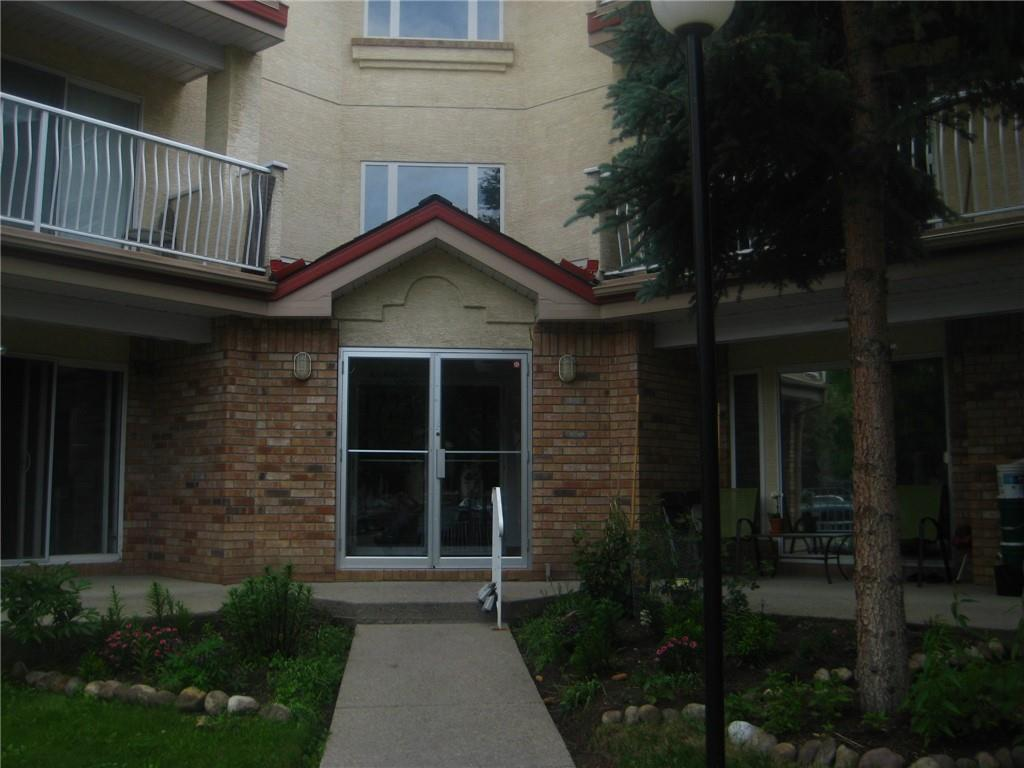 This is a Beautiful end unit on the main floor with a patio on a quiet end street. Walking distance to transit. Close to c train. Minutes away from all amenities, Co-op, Marlborough Mall, T & T Super market, etc. This unit has 2 bedrooms , 2 full baths , open floor plans with fire place. Bright and spacious kitchen, in suite laundry. This end unit has both front and rear entrance. Book your showing now. Condo fee includes, water/sewer, garbage removal,heat, insurance, maintenance. Price to sale.
