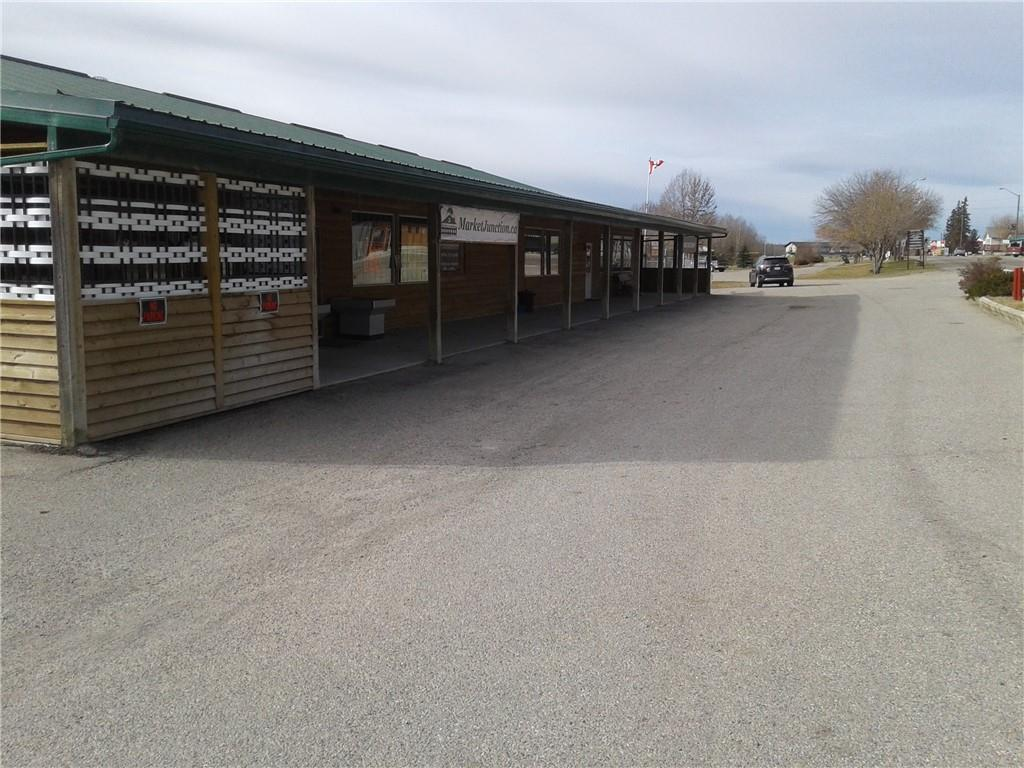 CREMONA INDUSTRIAL, 6000 SQ FT BUILDING CURRENTLY DEVIDED INTO 2 SUITES  OF 4500/1500. BOTH SUITES HAVE BEEN RECENTLY RENOVATED AND ARE CURRENTLY COLLECTING REVENUE. BOTH SUITES HAVE AHS APPROVED KITCHENS. THE 4500 SUITES HAS SHIPPING AND RECEIVING STORAGE AREA WITH OVERHEAD DOOR AND A 3 AND 4 FOOT ENTRY. METAL SIDING AND ROOF, LOG FRONT FACADE,PAVED PARKING, HEATED CONCRETE FLOORS THROUGHOUT. 10 FOOT CEILINGS, LARGE FRONT WINDOWS, OFFICE WITH SALES COUNTER, ALARM SYSTEM. BOILER RECENTLY MAINTAINED WITH ALL NEW PUMPS. LOTS OF STORAGE OR PARKING BEHIND THE BUILDING. OPTION TO LEASE AT $9.00 AND $3.00 COMMON AREA. The property is fully leased and has a great cap rate.