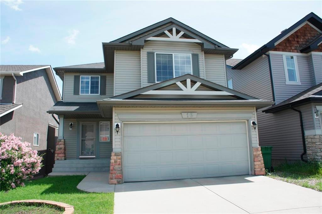OPEN HOUSE SUNDAY (August 2)  1:00-4:00pm * View the Virtual Tour online * Walk out and well kept, welcome to this 2134 sqft single family home in prestige Panorama Hills.  It features central air condition, central vacuum system, 3 bedrooms up, large master bedroom, ensuite with double vanity sinks, separated shower and bath tub, large bonus room, total 2.5 bathrooms, main floor with large and bright living room, corner gas fireplace, hardwood floor, flex room can be used as a den or formal dining room, spacious kitchen and eating area, granite counter top, large deck with view, walk out basement, and double attached garage.  It closes to schools, shopping, playground, public transit, VIVO and library.  ** 16 Panamount Rise NW **