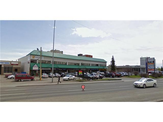 Excellent location on Macleod  Trail, closed to Chinook centre and Glenmore Trail. Available Retail space is 1700sf lease rate is $19/sf and 2430sf space facing back alley lease rate is $10/sf. Also available office space upstairs 1300sf lease rate is $9/sf. Lower floor net rent is $9/sf. Operating cost is $11.50/sf inc all utilities. Very Prime location, with low rent.