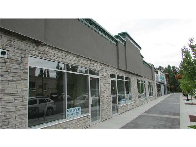 Over 7000sqft of prime commercial space in downtown High River. This building is separated into 4 bays.