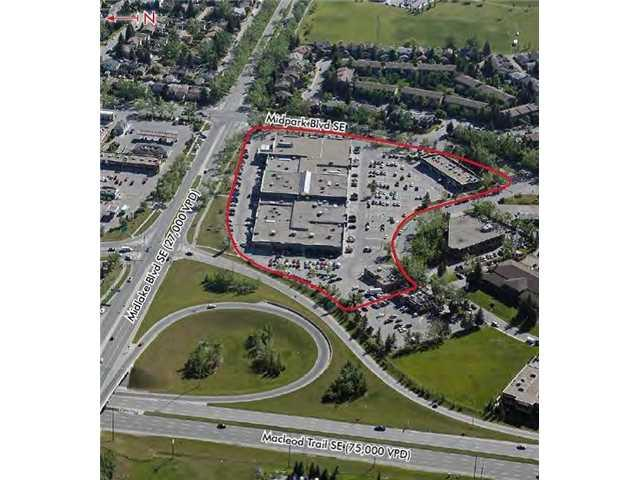 2ND FLOOR MEDICAL/ OFFICE AVAILABLE FOR LEASE WITHIN HIGH TRAFFIC MIDNAPORE MALL, 3,752 & 2,059 SQ FOOT UNITS AVAILABLE, ALSO MAIN FLOOR OPPORTUNITIES 1,600 SQ FT UNIT, 6200 SQ FT UNIT (CAN BE DEMISED) AND FULLY EQUIPPED TURNKEY 7,400 SQ FT RESTAURANT / LOUNGE FOR LEASE (CAN BE DOWNSIZED)