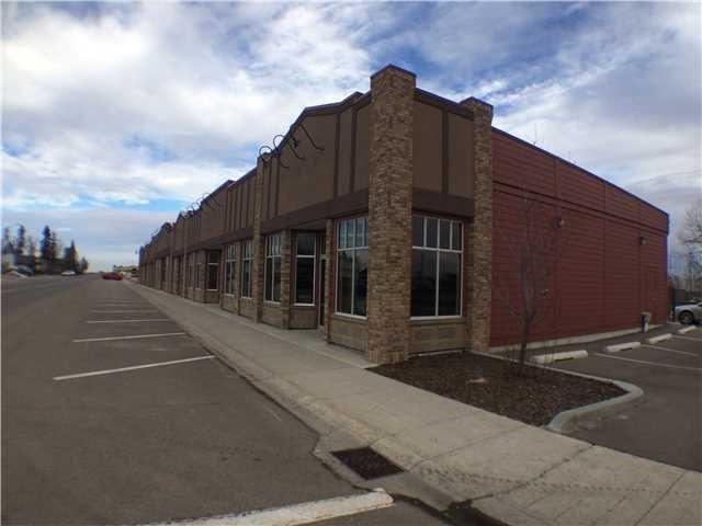 For Lease:  5 new CRU's comprising 1200 SF each now available for lease at a rate of $14 PSF for inside/middle bays. Didsbury is a thriving community located 40 minutes north of Calgary Airport and 45 minutes south of Red Deer.  Didsbury is a thriving service center with a growing commercial base.  This space represents good opportunity for any retail or service sector business as well as for investment.  This is a co-listing with Glenn Moore of Re/max Complete Commercial in Red Deer, AB. Please note that as of September 1, 2018,  Bays #1,2, 3, 4 & 10 are now leased. This leaves 6000 sq.ft remaining available for Lease.