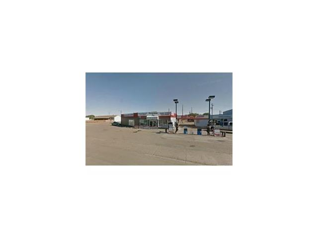 Gas bar with store for sale.